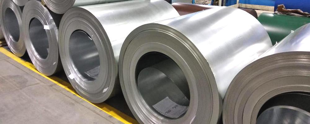 Некондиционная сталь в рулонах