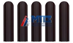 Металлический штакетник ШЭ-9 (эконом)