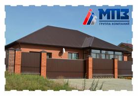 Профнастил на забор в Ульяновске