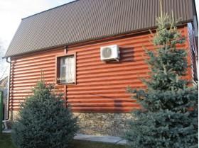Металлический сайдинг «Блок-Хаус» Ульяновске